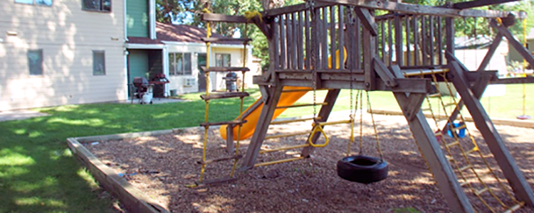 Green Meadows Playset