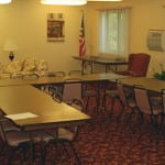 Greenridge Apartments Community Room